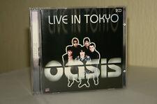 Oasis - Live In Tokyo (2005) Rare 2xCd, Brit Pop, Indie Rock, Nm