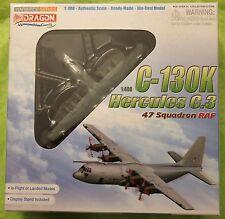 DRAGON WINGS 56279 Die Cast Model C-130K HERCULES C.3 - 1:400 Scale Ready Made
