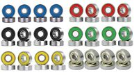 8 Pcs Abec-7 Skateboard Longboard Fidget Spinner Bearings