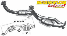 1999-2000 Ford Windstar 3.8 Assy Y-Pipe Magnaflow Direct-Fit Catalytic Converter