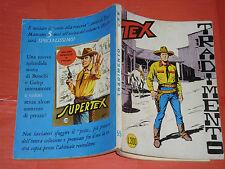 TEX GIGANTE LIRE 200 di copertina N° 55 -1968 senza mg- NO SPILLATO 3 TRE stelle
