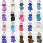 Colorful Pigment Mineral Shimmer Highlighters Glitter Eyeshadows Powder Makeup