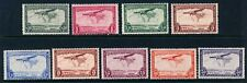 Belgian Congo Airmail Stamps, #C7 - C15, Mh (C14, C15 Mng)