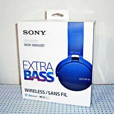 NEW SONY MDR-XB650BT EXTRA BASS BLUETOOTH HEADPHONES