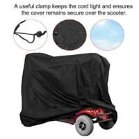Professional Eldly Mobility Scooter Storage Cover Rain Waterproof UV Protector