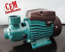 Elettropompa periferica 0,5 hp + Presscontrol elettrico - Pompa monofase acqua