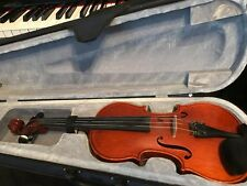Violin The Arcadia Stentor Full Size and Original Protective Case
