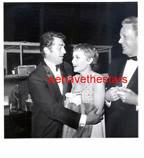 Vintage Dean Martin Mia Farrow Van Johnson CANDID BEVERLY HILTON 60s