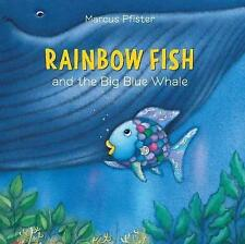 Rainbow Fish And The Big Blue Whale by Marcus Pfister (Board book, 2017)
