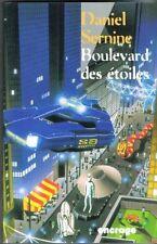 Boulevard des étoiles.Daniel SERNINE.Encrage SF17