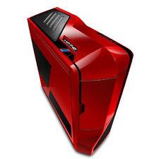 NZXT PHANTOM ENTHUSIAST Rojo para Computadora para Juegos PC Torre Completa Y Refrigeración Ventiladores