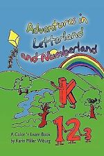 Adventures in Letterland and Numberland (Paperback or Softback)