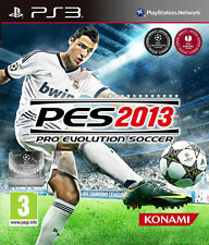 PES 2013: Pro Evolution Soccer - PS3 (Like New in Condition)