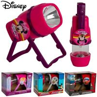 Kids Disney Characters Combi Light Lamp Lantern LED Outdoor Childrens Torch Cars
