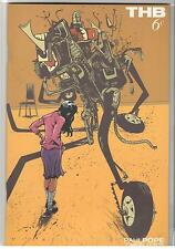 THB #6C Paul Pope (1994) 72 Pages FIRST PRINT NM (9.4)