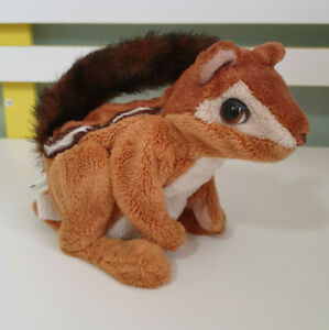 FurReal Friends Electronic Squirrel Chipmunk Hasbro 2009