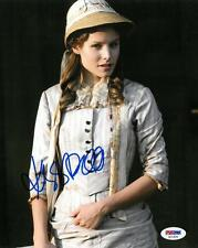 Kristen Bell Signed Authentic Autographed 8x10 Photo PSA/DNA #AD14578