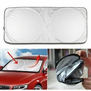 Car Foldable Reflective Windscreen Sun Shade Sunshade UV Blind Visor Protector