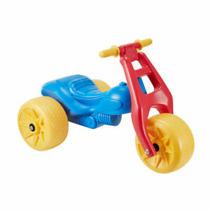 Children Tricycle 3 Wheel Foot to Floor Ride On Christmas Gift Toys item $ Kid M