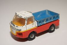 ? CORGI TOYS QUALITOYS TURBINE TRUCK RED WITH WHITE AND BLUE EXCELLENT CONDITION