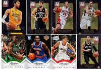 2013-14 BASKETBALL LOT OF 23 CARDS INCL 5 ROOKIES