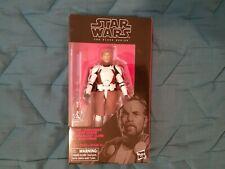 Star Wars Black Series Clone Commander Obi-Wan Kenobi Walgreen's Exclusive NEW