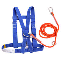 Half Body Safety Belt Rock Climbing Rappelling Aerial Work Harness Outdoors