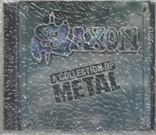 SAXON A COLLECTION OF METAL CD  SIGILLATO!!!