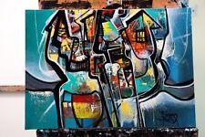 SIMEON GONZALES * ORIGINAL PAINTING * OIL ON CANVAS * FINE ART CONTEMPORARY