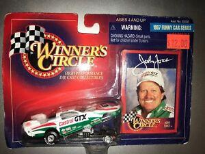 John Force 1997 Funny Car Series Winners Circle 1:64 Castrol GTX