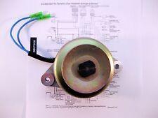 Lichtmaschine Dynamo Kubota NEU 90mm 15531-6401-3 inkl. Schaltplan 12V 14A