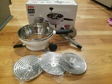 Stainless Steel OXO Food Mill,Potato Ricer, Fruits Vegetable Masher - GREAT COND