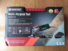 *NEW* PARKSIDE Multi Purpose Tool MAINS POWER PMFW 310 D2  FAST FREE POST