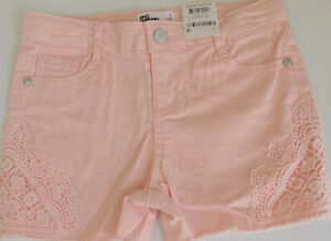 epic threads girls Shorts Size 6/pink/New
