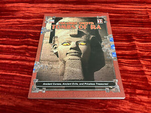 D&D 3rd Edition Adventure Treasure Quests: Tombs of Ra    FFE  NEW