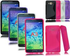 Fundas Para Samsung Galaxy A7 de silicona/goma para teléfonos móviles y PDAs