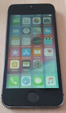 Apple iPhone 5s - 32GB - space grau  A1457 (GSM)  - Displayschaden - Simlockfrei