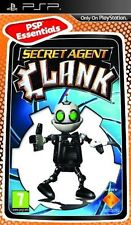 Jeu PSP SECRET AGENT CLANK