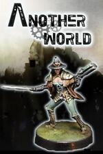 Another World Miniatures Kalita The Witch Huntress