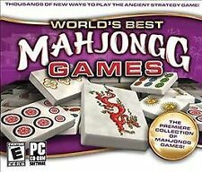The Worlds Best: Mahjong Games - PC Valusoft Video Game