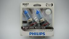 NEW Philips 9007 HB5 65/55w CVB2 Crystal Vision Ultra 1 Pair Dual HID Xenon Look