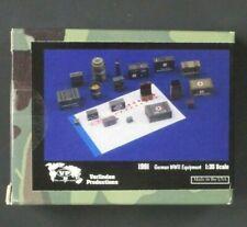 Verlinden 1/35th Scale German WWII Equipment Item No. 1991