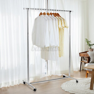 Clothes Rail Rack Garment Dress Hanging Display Stand Shoe Rack Storage