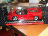 Maisto Shell Collezione Ferrari F50   1995  scale 1:18 model