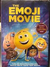 The Emoji Movie [Dvd] New Sealed Wholesale lot of 10