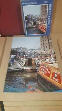 Complet Lockmaster Crafts Working Boats Britain's Canals 500 Piece Jigsaw Puzzle