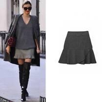 Witchery Beautiful Striped Wool Skirt Size 16