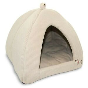 Best Pet Supplies Pet Tent Soft Bed for Dog and Cat Medium (Pack of 1) New