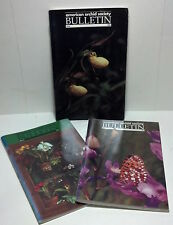 1992 publications from AMERICAN ORCHID SOCIETY BULLETIN. 3 ISSUES