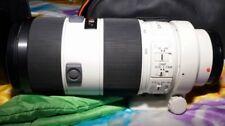 Sony 70-200mm F2.8 G Lens SAL70200G Alpha A Mount Digital Camera